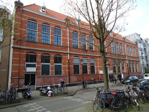 Pieter Nieuwlandstraat - buiten