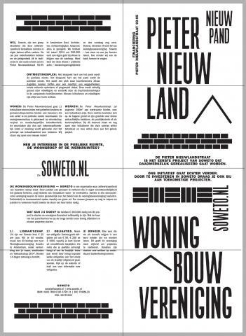 Pieter Nieuwland flyer